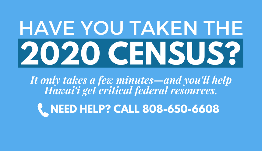 Click here to take the 2020 Census